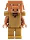 Minifig No: min096  Name: Piglin - Pearl Gold Legs