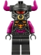 Minifig No: mk002  Name: Ironclad Henchman (Bob / Grunt / Growl / Roar / Snort)