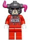 Minifig No: mk046  Name: Bull Clone Bob - Racing Suit