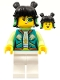 Minifig No: mk059  Name: Mei - Letter Jacket