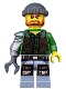 Minifig No: mof006  Name: Jack McHammer