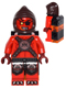 Minifig No: nex022  Name: Ultimate Beast Master