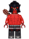 Minifig No: nex042  Name: Crust Smasher - Quiver