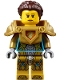 Minifig No: nex066  Name: Queen Halbert - Breastplate