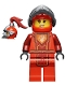 Minifig No: nex084  Name: Battle Suit Macy
