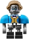 Minifig No: nex099  Name: Fancy Pants (Protocol Bot)