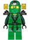 Minifig No: njo065  Name: Lloyd ZX - with Armor