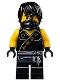 Minifig No: njo114  Name: Cole (Tournament Robe) - Tournament of Elements