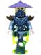 Minifig No: njo147  Name: Scythe Master Ghoultar