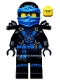 Minifig No: njo152  Name: Jay (Deepstone Armor) - Possession