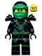 Minifig No: njo167  Name: Lloyd (Deepstone Armor) - Possession