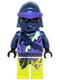 Minifig No: njo176  Name: Ghost Ninja Wooo