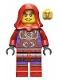 Minifig No: njo188  Name: Clouse (Hood) - Skybound