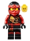 Minifig No: njo198  Name: Kai - Skybound