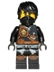 Minifig No: njo202  Name: Cole - Knee Pads with Scabbard