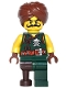 Minifig No: njo231  Name: Sky Pirate Foot Soldier with Turban