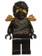 Minifig No: njo270  Name: Cole - Rebooted with Armor and Hair