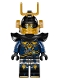 Minifig No: njo286  Name: Samurai X (P.I.X.A.L.) - Hands of Time