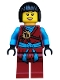 Minifig No: njo303  Name: Nya (Honor Robe) - Day of the Departed, Hair