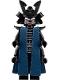 Minifig No: njo309  Name: Lord Garmadon - The LEGO Ninjago Movie, Armor and Robe