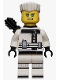 Minifig No: njo319  Name: Zane - The LEGO Ninjago Movie, Hair, Quiver
