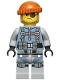 Minifig No: njo325  Name: Shark Army Thug - Small Knee Plates