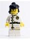 Minifig No: njo345  Name: Cole - White Wu-Cru Training Gi