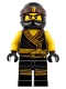 Minifig No: njo363  Name: Cole - The LEGO Ninjago Movie