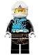 Minifig No: njo405  Name: Zane (Spinjitzu Masters) - Sons of Garmadon