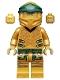 Minifig No: njo499  Name: Lloyd (Golden Ninja) - Legacy