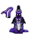 Minifig No: njo506  Name: Pythor Chumsworth - Purple with Lavender