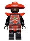 Minifig No: njo507  Name: Stone Army Scout, Yellow Face