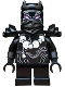 Minifig No: njo510  Name: Oni Villain - Short Legs
