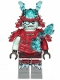 Minifig No: njo518  Name: Blizzard Warrior / Samurai
