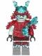 Minifig No: njo518  Name: Blizzard Warrior / Samurai