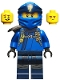 Minifig No: njo548  Name: Jay - Secrets of the Forbidden Spinjitzu