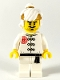 Minifig No: njo555  Name: Teen Wu (Sensei Wu), White Training Gi