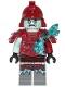 Minifig No: njo556  Name: Blizzard Samurai, Armor and Ninja Helmet