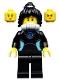 Minifig No: njo560  Name: Nya - Avatar Nya