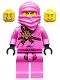 Minifig No: njo561  Name: Zane - Avatar Pink Zane