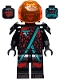 Minifig No: njo566  Name: Red Visor