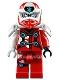 Minifig No: njo568  Name: Kai - Digi Kai, Armor Shoulder
