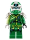 Minifig No: njo570  Name: Lloyd - Digi Lloyd, Armor Shoulder