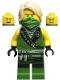 Minifig No: njo574  Name: Lloyd - Legacy, Rebooted, 'MANTER' Torso