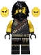 Minifig No: njo575a  Name: Cole - Legacy, Rebooted, 'MASTER' Torso