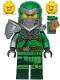Minifig No: njo602  Name: Hero Lloyd - Clip on Back
