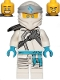 Minifig No: njo623  Name: Zane - Secrets of the Forbidden Spinjitzu, Yellow Head