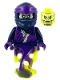 Minifig No: njo644  Name: Ghost - Legacy, Skull Face
