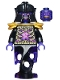 Minifig No: njo676  Name: Overlord - Legacy, 2 Arms