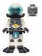 Minifig No: njo699  Name: Zane - Seabound, Scuba Gear